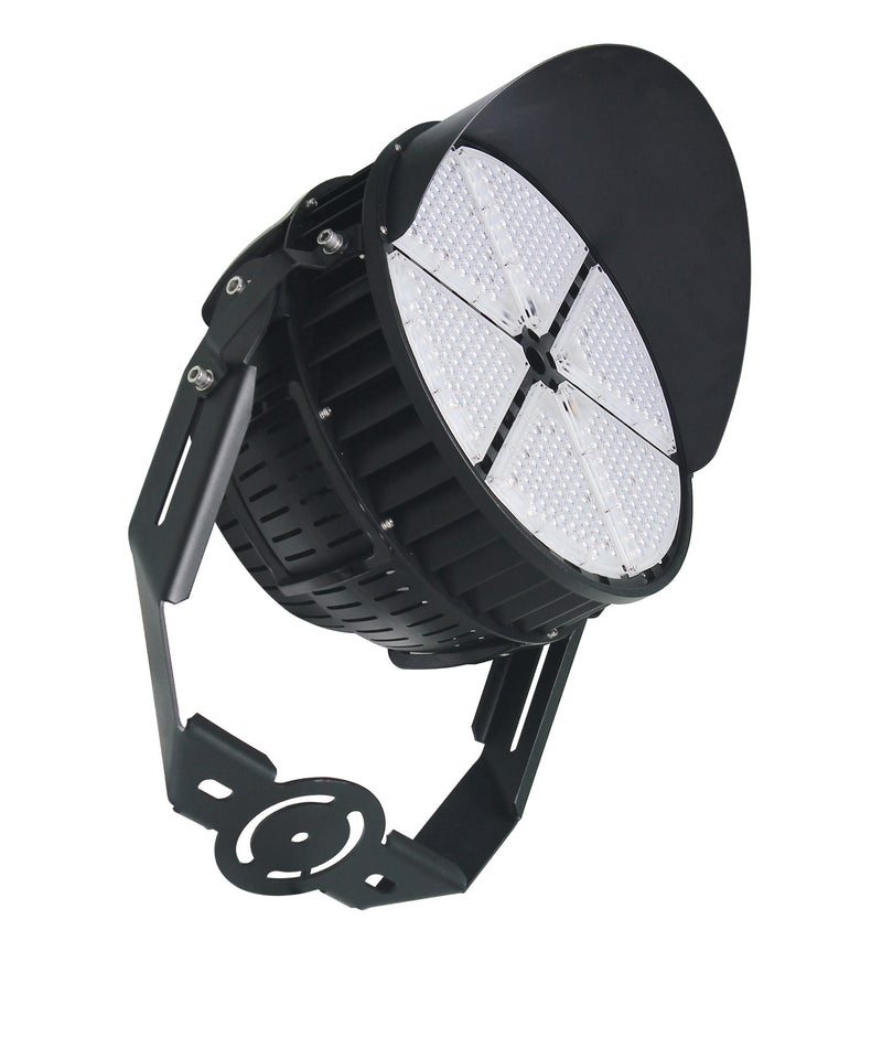 High Mast Stadium Lights - 1200W - Shoebox Sport Lights - (DLC+UL) - 5 Year Warranty - Green Light Depot