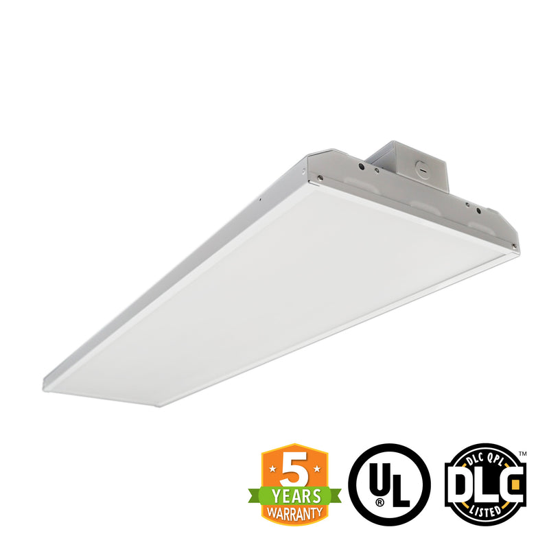 4ft LED Linear High Bay - 225W - (UL + DLC) - Green Light Depot