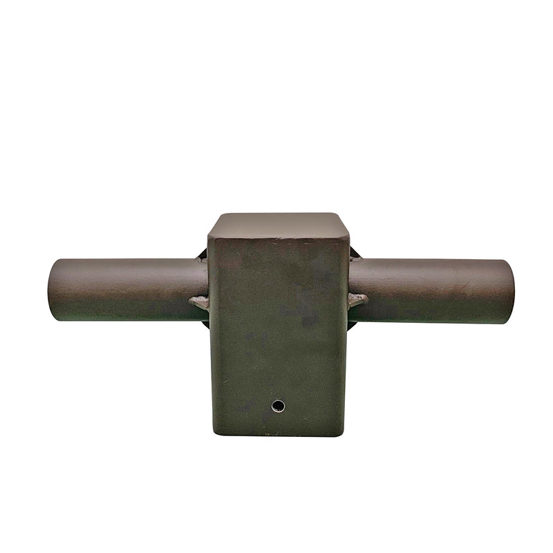 Two Tow Pole Mount Bracket with 2 Tenons - Green Light Depot