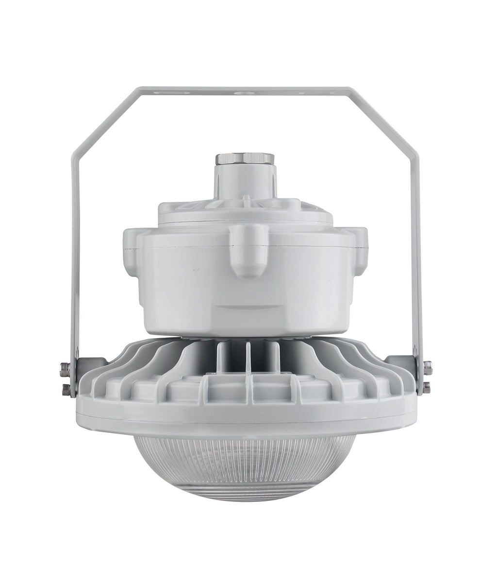 60W LED Explosion Proof Light for Class I Division 2 Hazardous Locations - 7400 Lumens - 175W HID Equivalent