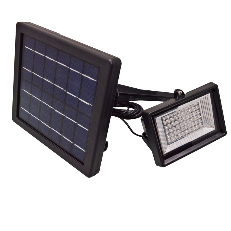 Solar LED Flood Light - Outdoor Security Flood Light