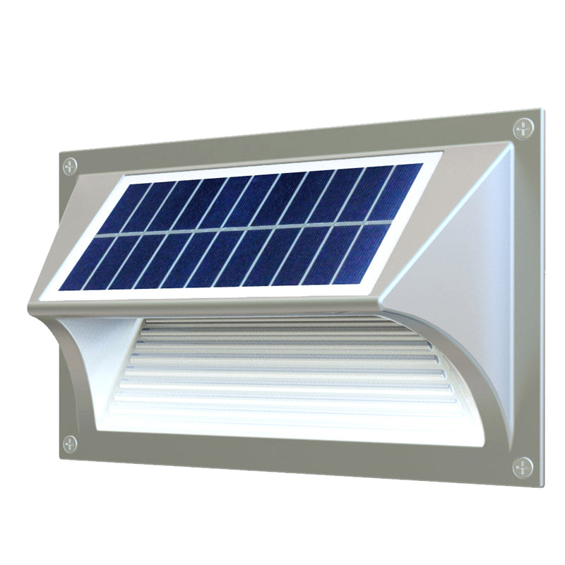 Solar Step Light - Solar Security Light - 3000K