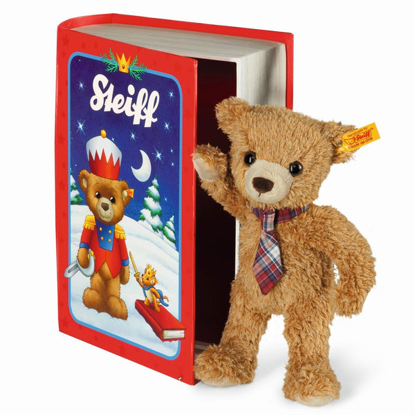 Steiff Bear in Book