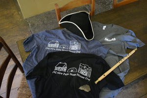 Old New Paltz Stone House Day Tee