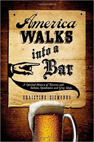'America Walks Into A Bar'