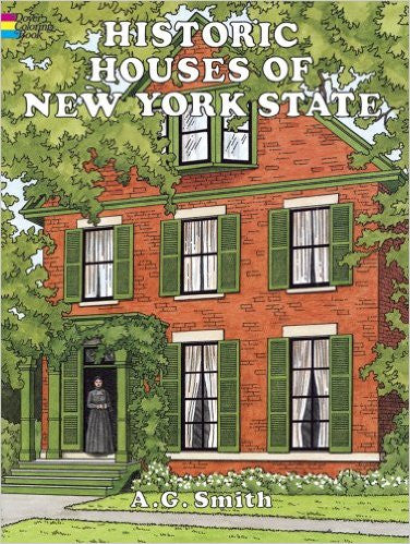 'Historic Houses of New York State'
