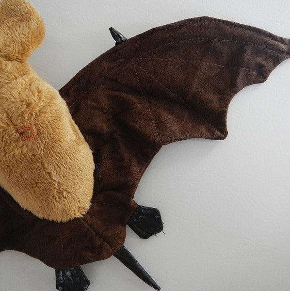 Archie the Archives Bat Plush