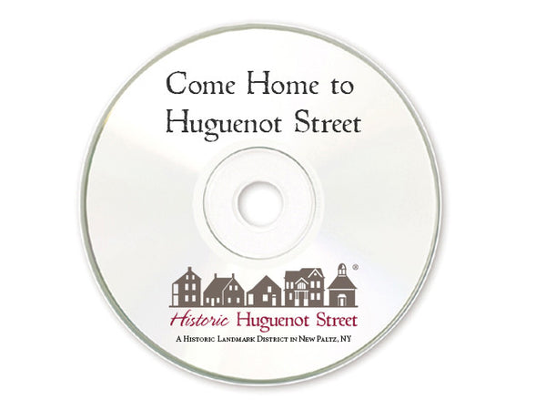 Come Home to Huguenot Street DVD