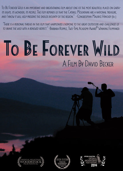 'To Be Forever Wild'