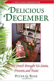 'Delicious December: How the Dutch Brought Us Santa, Presents and Treats'