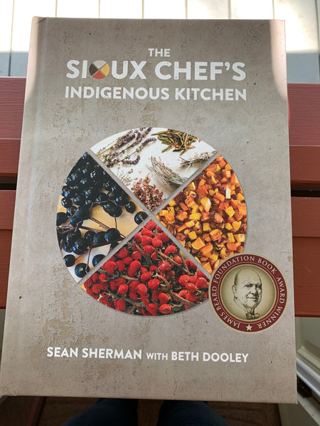 'The Sioux Chef's Indigenous Kitchen'