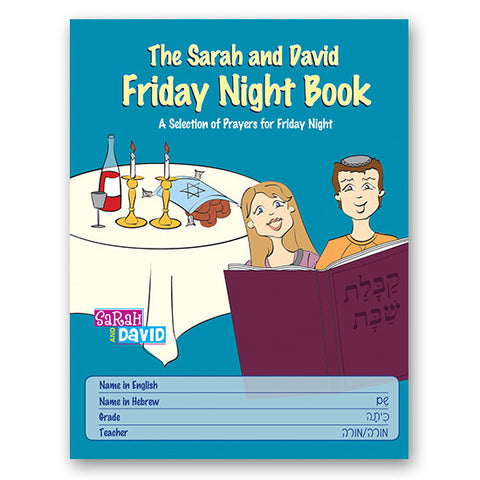 Friday Night Book Audio Support