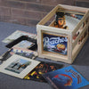 LP Album Crate