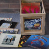 Half-Stack LP Album Crate