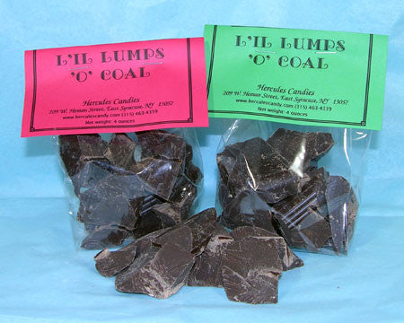 dark chocolate coal