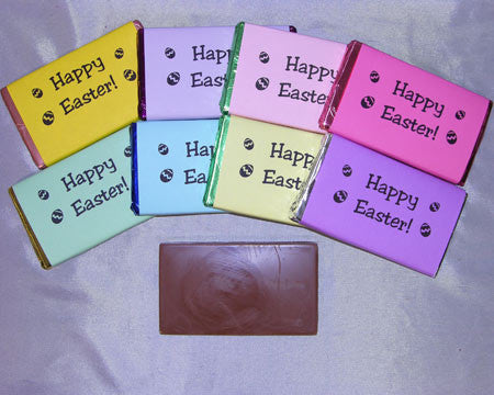 Medium Happy Easter candy bar