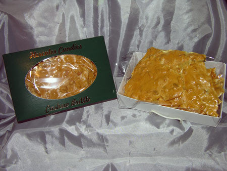Cashew Brittle 16 ounces