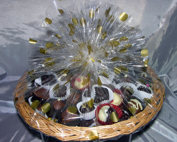 Assorted Chocolates, 3 lb tray wrapped