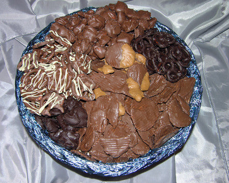 Five pound Chocolate Tray