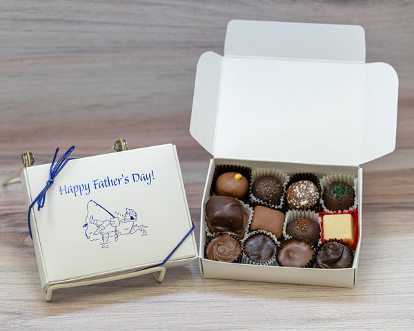 Happy Father's Day assorted chocolates