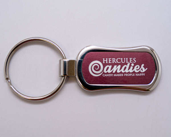 Hercules Candy Key Ring