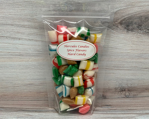 Spice hard candy 8 ounces