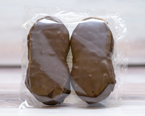 Vegan chocolate covered nutter butters®