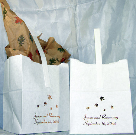 White tote bags personalized