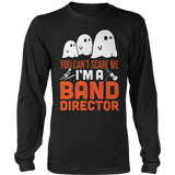 Band - Halloween Ghost - District Long Sleeve / Black / S - 3
