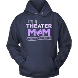 Theater - Proud Mom - Hoodie / Navy / S - 13