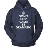 Theater - Dont Keep Calm - Hoodie / Navy / S - 13