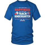 Kindergarten - Happiness - District Unisex Shirt / Royal Blue / S - 11