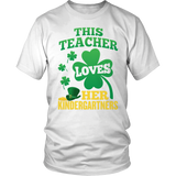 Kindergarten - St. Patrick's Kindergartners - District Unisex Shirt / White / S - 2