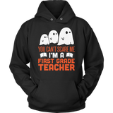 First Grade - Ghosts - Hoodie / Black / S - 10