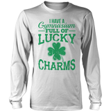 Phys Ed - Lucky Charms - District Long Sleeve / White / S - 9