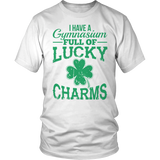Phys Ed - Lucky Charms - District Unisex Shirt / White / S - 1