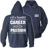 Nurse - Beautiful Thing - Hoodie / Navy / S - 13