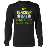 Science - Eggcellent - District Long Sleeve / Black / S - 12