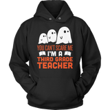 Third Grade - Ghosts - Hoodie / Black / S - 10