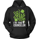 Counselor - Don't Kiss Me - Hoodie / Black / S - 11