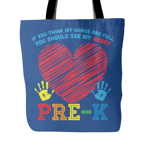 Preschool - Full Heart - Keep It School - 1