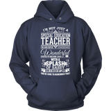 Special Education - Big Cup - Hoodie / Navy / S - 13