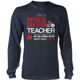 Phys Ed - Cooler - District Long Sleeve / Navy / S - 10