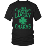 Phys Ed - Lucky Charms - District Unisex Shirt / Black / S - 3