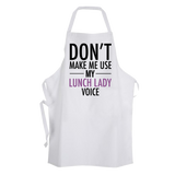 Lunch Lady - Voice -  - 1