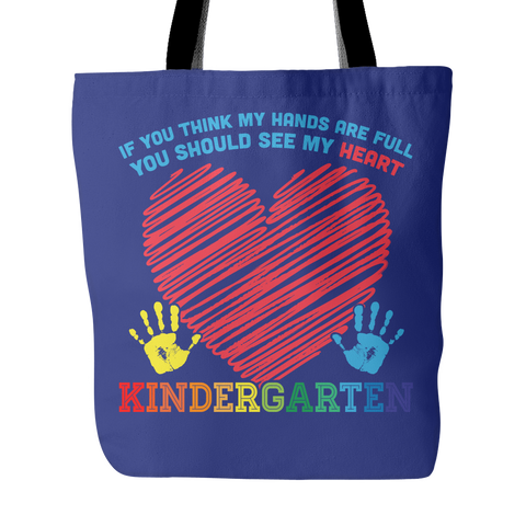 Kindergarten - Full Heart - Keep It School - 1