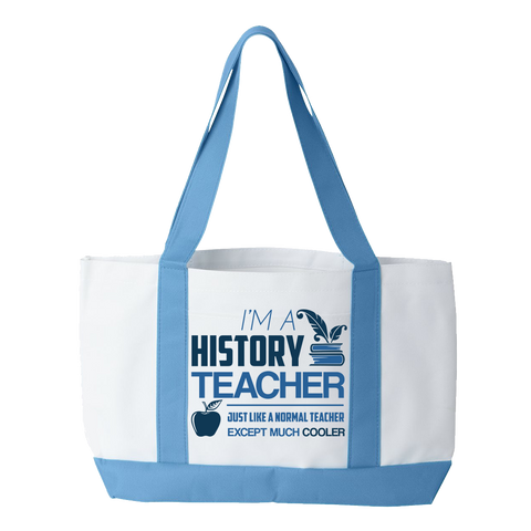 History - Cooler - White / Light Blue - 1
