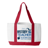 History - Cooler - White / Red - 2