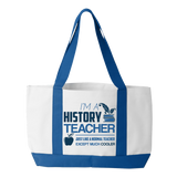 History - Cooler - White / Royal - 3