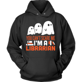 Librarian - Halloween GhostT-shirt - Keep It School - 4